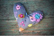 Lavendel Herzli 1